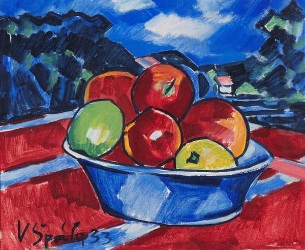 Václav Špála – Jablka