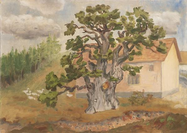 Lev Šimák – Dub pod Lichnicí