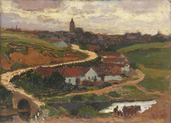 Karel Langer – Z Bechyně