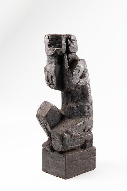 Svata Hajerová – Klečící figura