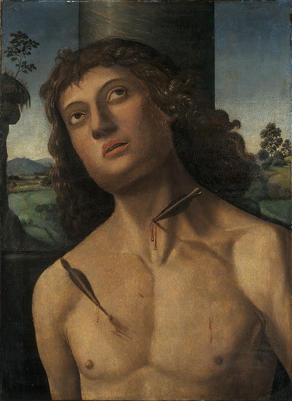 Liberale da Verona - Sv. Šebestián