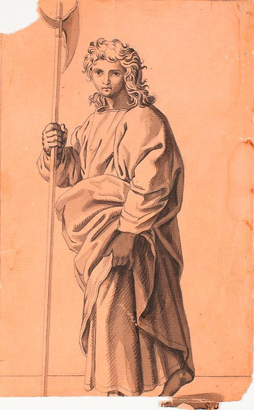 František Tkadlík (Kadlik) – Apoštol sv. Juda Tadeáš (?)