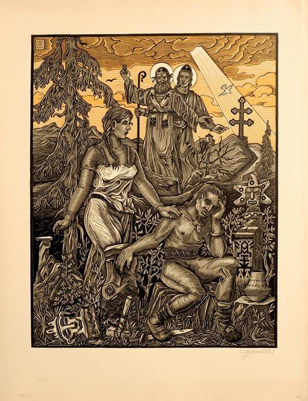 Josef (Jožka) Baruch - Cyril a Metoděj