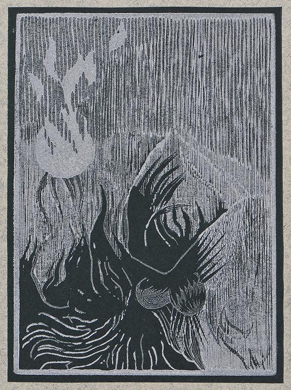 Josef Váchal - Sen o zemi: 12. Zánik