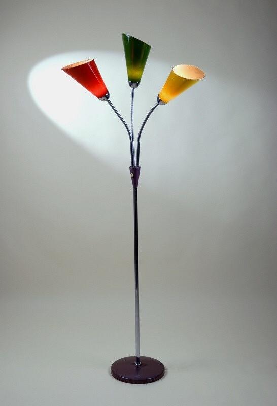 Neznámy autor – lampa