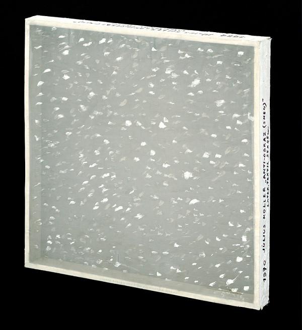 Július Koller – Anti-obraz (Sneh)