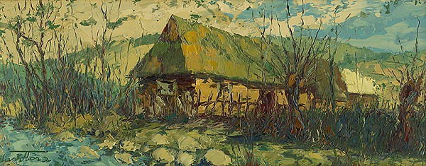 Ján Šandora – Samota
