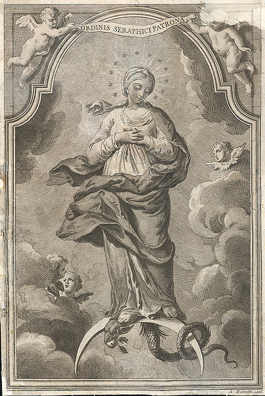 Antonio Baratti – Immaculata