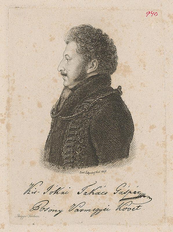 Ferdinand Karl Theodor Lütgendorff - Gaspar Takács