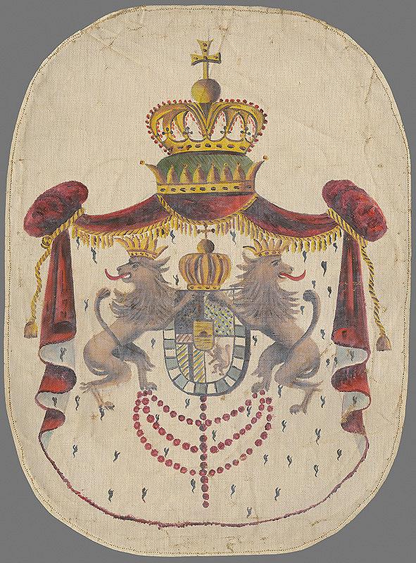 Stredoeurópsky kresliar z 1. polovice 19. storočia - Erb