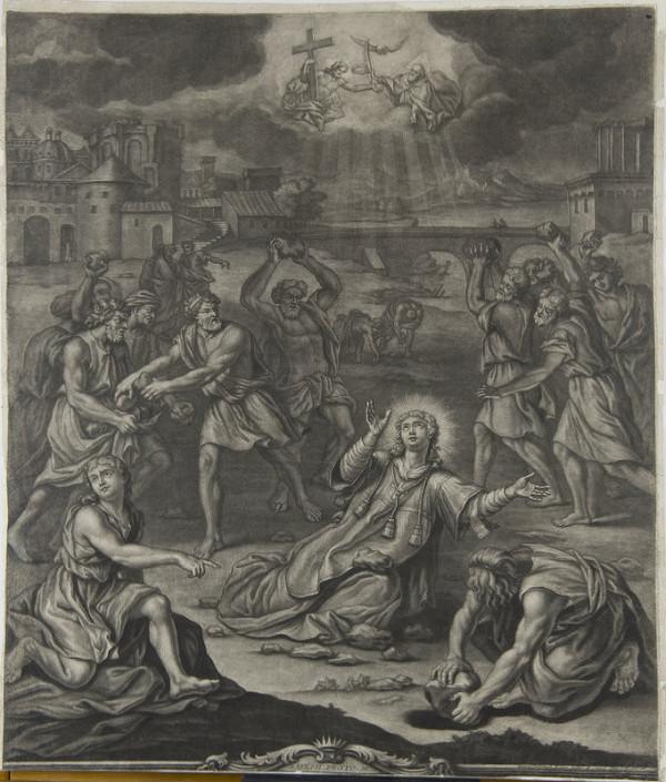 Georg Christoph Kilian – Umučenie sv. Štefana