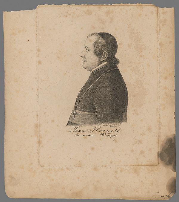 Ferdinand Karl Theodor Lütgendorff – Kanonik Joan Horvath