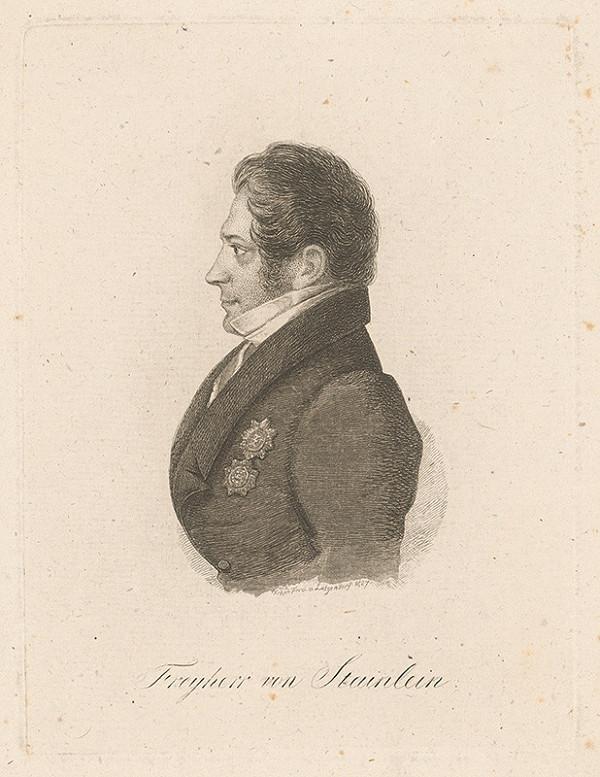 Ferdinand Karl Theodor Lütgendorff – Freherr von Stainlein