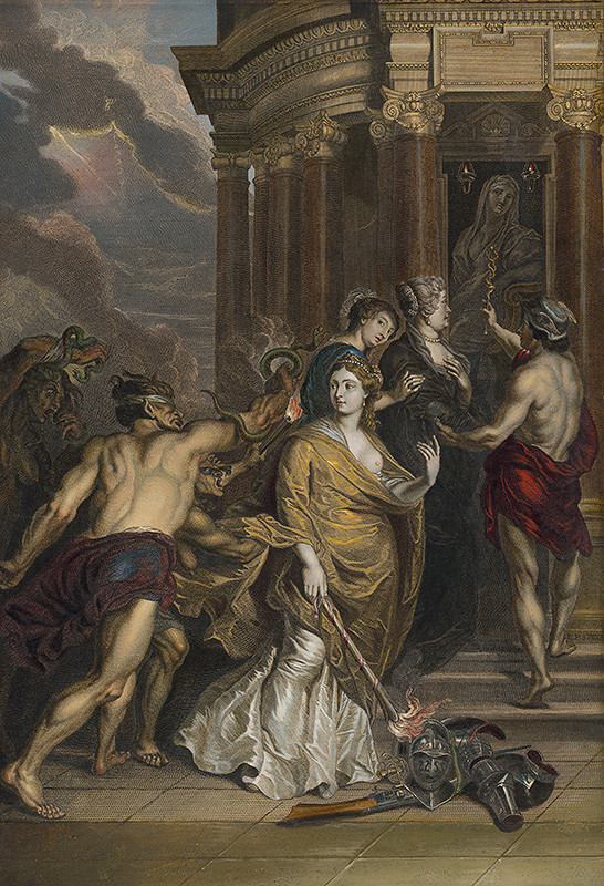 Jean Marc Nattier, Peter Paul Rubens, Bernard Picart – Uzavretie mieru