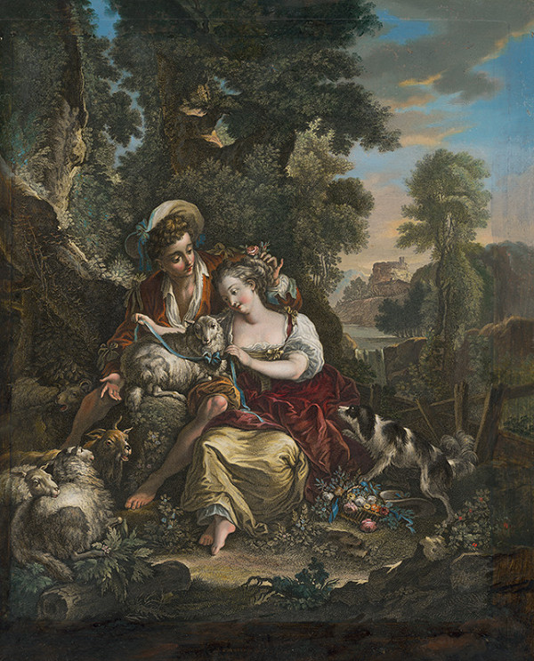 René Gaillard, Charles Eisen – Obľúbená ovečka