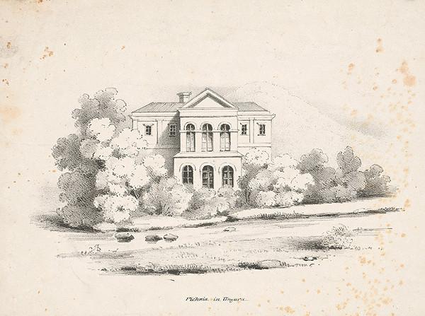 Slovenský maliar z 19. storočia - Vyhne