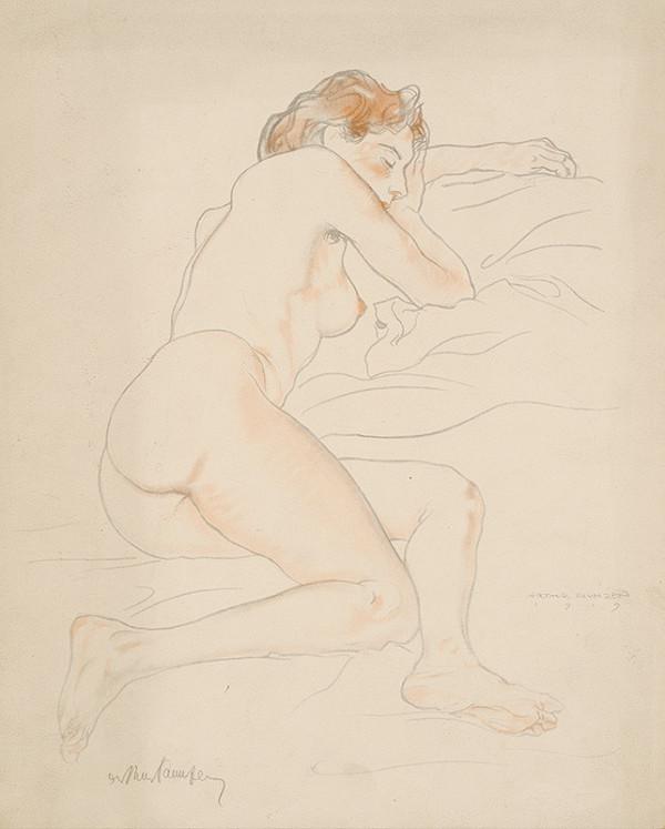 Arthur Paunzen – Ženský akt