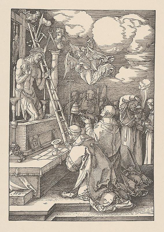 Albrecht Dürer – Omša sv. Gregora