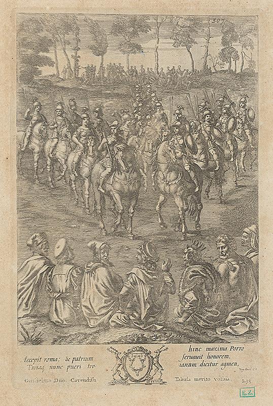 A. Fnei, Francis Cleyn – Ilustrácia k Aeneis