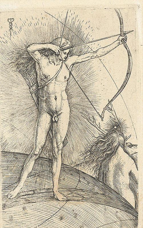 Jacopo de' Barbari – Apollo a Luna