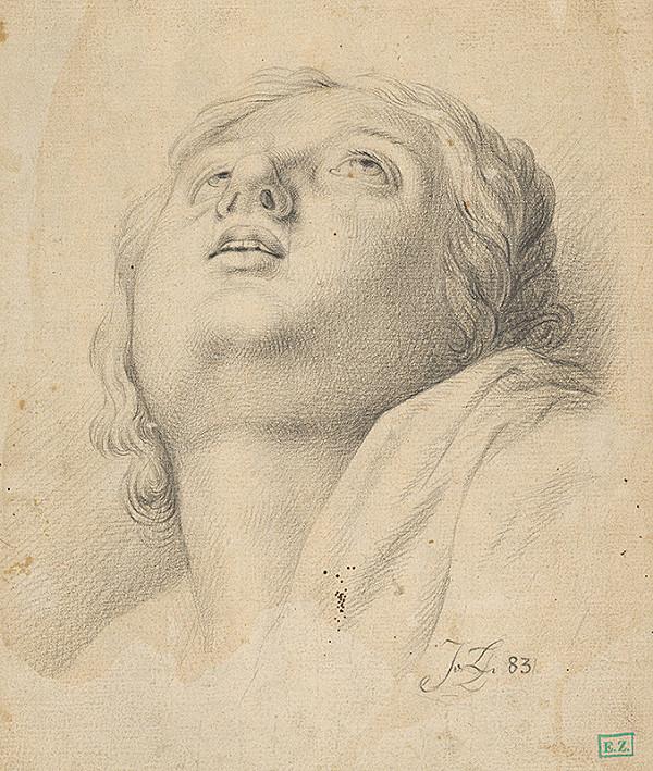 Monogramista J. L. – Patetická hlava