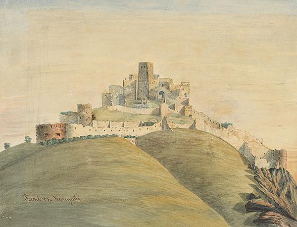 Jozef Könyöki - Trenčiansky hrad