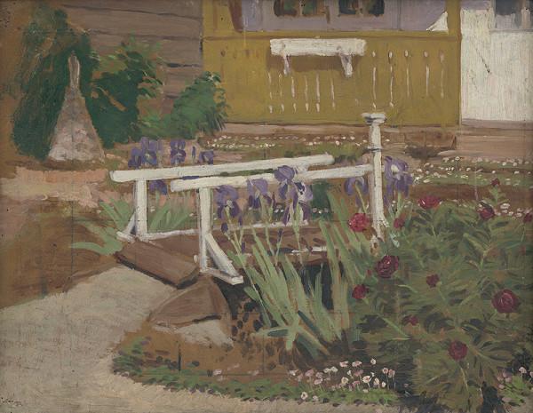 Ján Thain – Umelcova záhrada