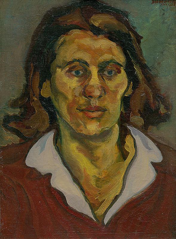 Štefan Sudolský – Hlava ženy