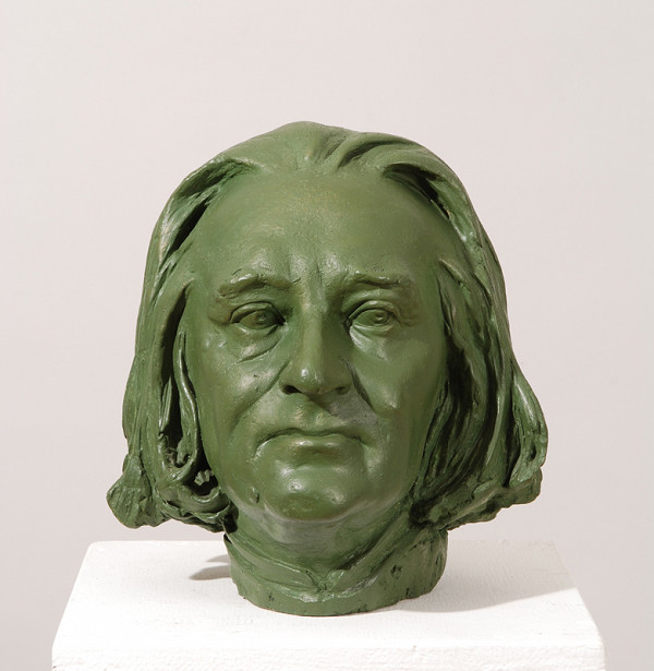 Ján Fadrusz – Portrét Františka Liszta