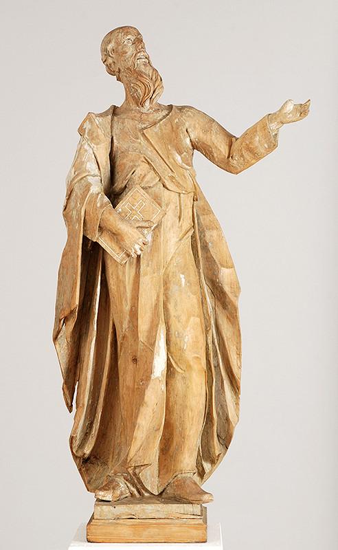 Stredoeurópsky majster z 18. storočia - Svätý Pavol