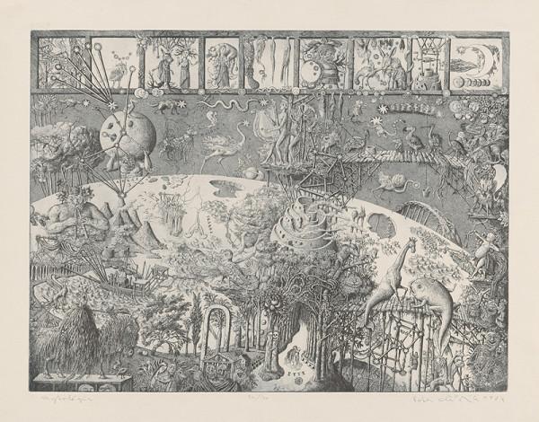 Peter Kľúčik – Mytológia