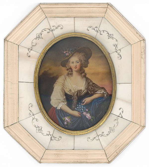 Neznámy autor – Elisabeth de France