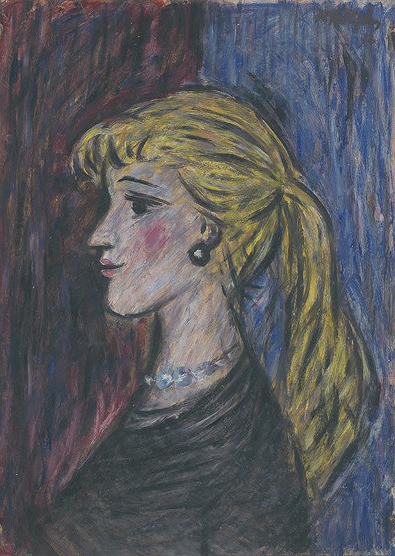 Peter Matejka - Dievča