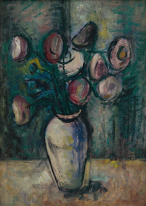 František Studený - Záhradné kvety