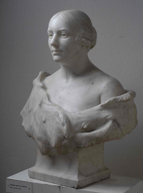 Slovenský sochár zo začiatku 20. storočia – Žena