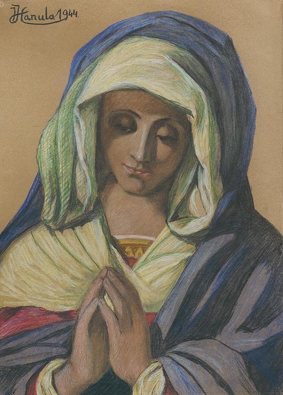 Jozef Hanula - Panna Mária