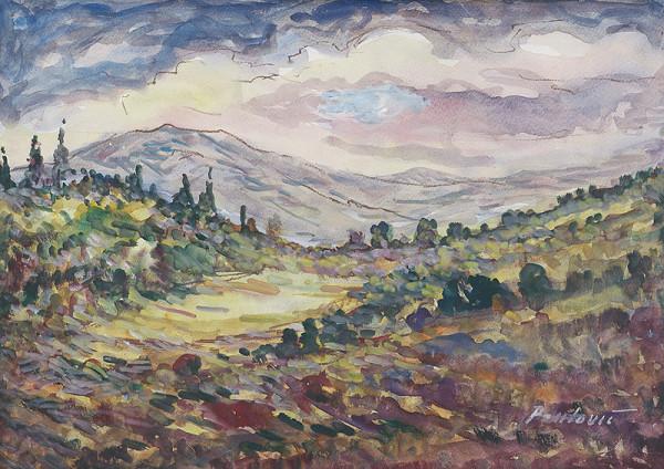 Emil Paulovič – Liptovská krajina
