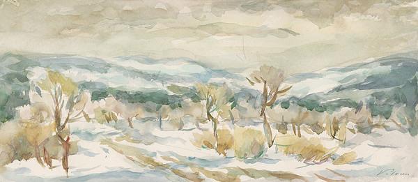 Ján Polom - Daždivá zima