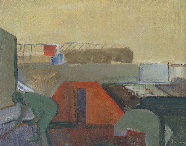 Marián Hennel – Výstavba