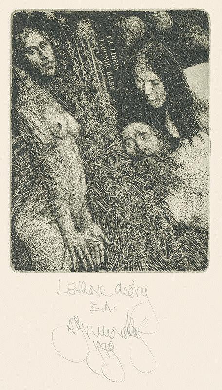 Albín Brunovský – Lóthove dcéry