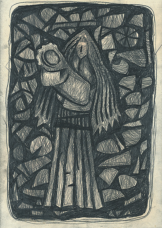 Ľudovít Lukáč – Matka s dieťaťom