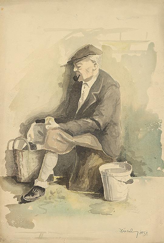 František Hübel – Otec
