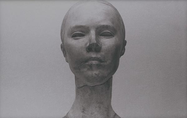Milota Havránková – Autoportrét (zo série Introspekcia, Oživenie)