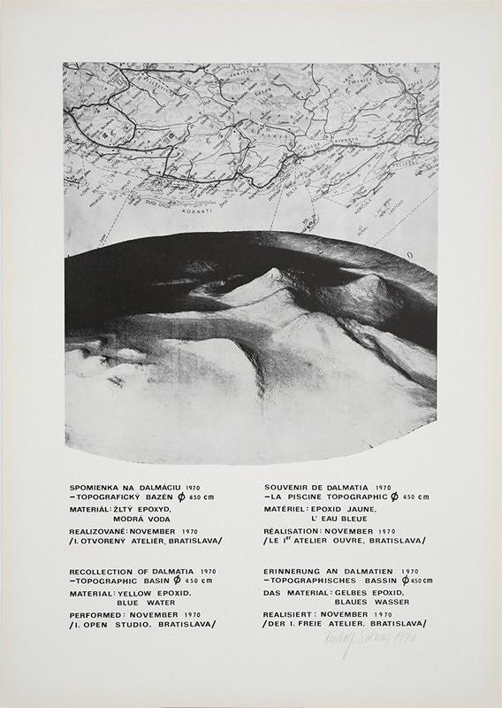 Rudolf Sikora – Spomienka na Dalmáciu