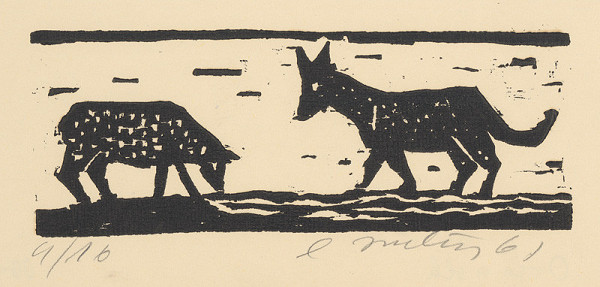 Ernest Zmeták – Vlk a jahňa