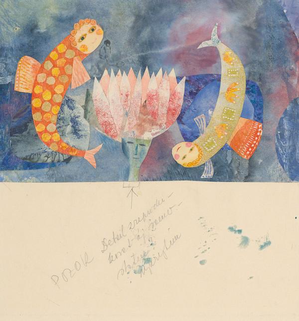 Běla Kolčáková - Mesačné rybky