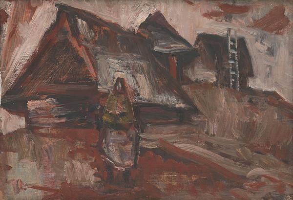 Mária Medvecká – Drevenica