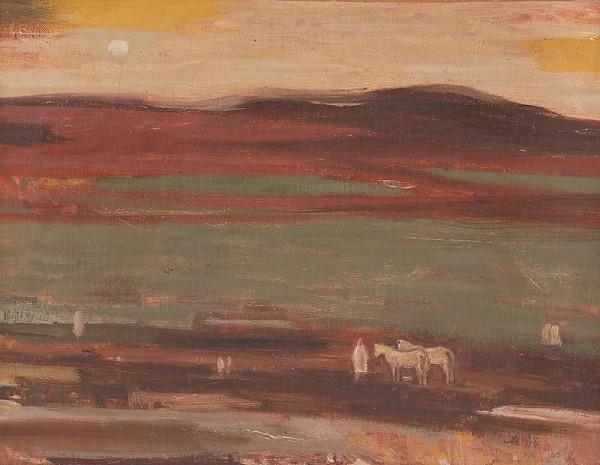 Mária Medvecká - Pred západom slnka