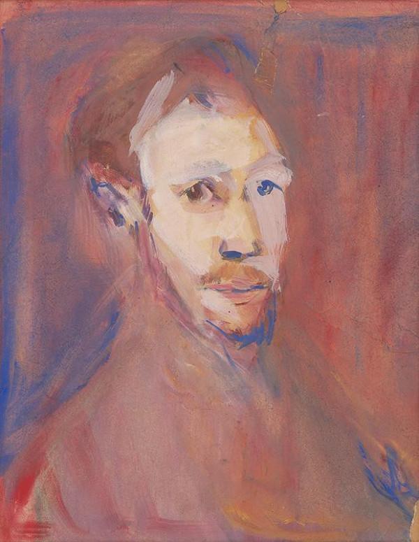 Jozef Šturdík – Autoportrét
