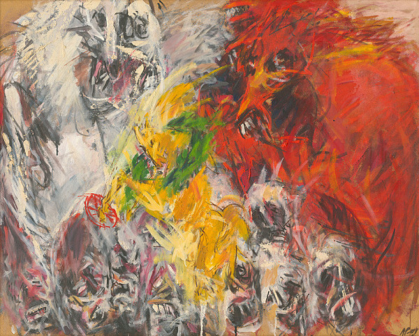 Alojz Petráš – Žltý koník